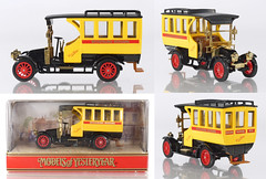 MBY-44-RenaultBus-Yellow (adrianz toyz) Tags: matchbox yesteryear diecast toy model y44 renault type ag bus 1910 adrianztoyz