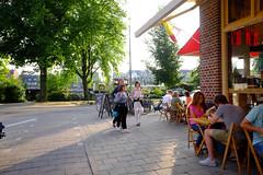 DSCF1392.jpg (amsfrank) Tags: amsterdam oost people candid summer sunshine amstel weesperzijde
