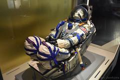 Soyuz Space Suit (Bri_J) Tags: nationalspacecentre leicester leicestershire uk space museum nikon d7200 soyuz spacesuit helensharman launchcouch astronaut cosmonaut