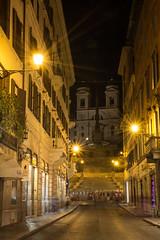 Roma by Night (17) (Yksel85) Tags: nikon rome roma italia piazzadispagna piazzanavona pantheon campidoglio colosseo teatromarcello foriimperiali imperoromano night bynight lungheesposizioni calcata gatto fontana sciee