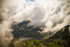 (Foszer) Tags: foszer cloud mountain transylvania retezat bucura lake peleaga