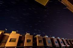 Startrails en casa (adrivallekas) Tags: startrails home hause casa windows lines stars sky night trails estrellas noche cielo canon canoneos6d longexposure largaexposicin