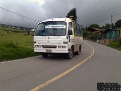 Colectivo Trans Nuevo Horizonte S,A, ZP 7008 (Los Buses Y Camiones De Bogota) Tags: autobus colombia colectivo bogota busologia bus usme trans nuevo horizonte sa zp 7008