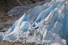 Blue Ice (Jörg Hempel) Tags: glacier ice blue norway nigardsbreen