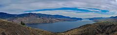 Kamloops Lake (Simple_Sight) Tags: kamloops britishcolumbia bc lake see landscape landschaft panorama mountain canada ngc npc