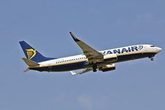 EI-EKP Boeing 737-8AS Ryanair AGP 01-07-16 (PlanecrazyUK) Tags: lemg malaga–costadelsolairport malaga costadelsol eiekp boeing7378as ryanair agp 010716