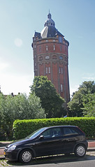watertoren in Groningen (willemsknol) Tags: hoogkerk groningen willemsknol