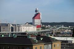 Gteborg (L Welin) Tags: gteborg 2016 scandic crown hotell hotel lilla bommen erskine