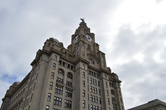 Royal Liver Building (lcfcian1) Tags: liverpool royal liver building royalliverbuilding clock buildings