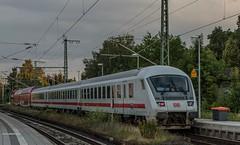 1435_2016_07_08_Baunatal_Guntershausen_DB_115_114_mit_PbZ_2475_Kassel_Hbf_-_Frankfurt_Hbf_7x_Dosto_3x_IC_Wagen (ruhrpott.sprinter) Tags: ruhrpott sprinter geutschland germany nrw ruhrgebiet gelsenkirchen lokomotive locomotives eisenbahn railroad zug train rail reisezug passenger gter cargo freight fret diesel ellok hessen inselbahnhof guntershausen bebra boxxboxxpress db cantus hebhlbahn mrcedispolok prontorail rbk sbbc spagspitzke txltxlogistik wwwdispolokcom xrail 101 114 115 146 120 51 152 155 182 185 193 427 428429 482 628928 946 makde27001251 es64u2 es64f4 pbz ic re outdoor logo graffiti natur