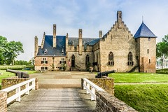 The Radboud Castle (pel16931) Tags: 6000 alpha castle holland ilce ijsselmeer kasteel medemblik nederland netherlands noordholland opperdoes polder radboud sony twisk wervershoof westfriesland zuiderzee nl