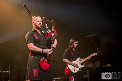 Red Hot Chilli Pipers at O2 ABC Glasgow - August 13, 2016 (photosbymcm) Tags: redhotchillipipers red hot chilli pipers bagpipes bagpiper bagpiping band gig concert show performance o2abc o2 abc glasgow scotland scottish piping pipinglive festival live music musician o2abcglasgow mcmphotography photosbymcm rock bagpipe
