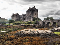 Eilean Donan Castle 6 (Jan Enthoven) Tags: scotland highlands eilean donan castle panorama vista dornie