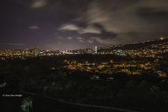 Honolulu at Night  (Alpha 2008) Tags:           us hawaii honolulu night sky clouds sony alpha a7rii