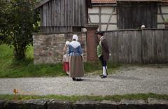 Viehmarkt 1756 - Wackershofen-0846.jpg (Siegfried Kreuzer) Tags: reenactment freilichtmuseum wackershofen viehmarkt 1756