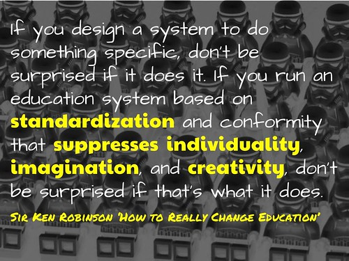@sirkenrobinson on Standardisation by mrkrndvs, on Flickr