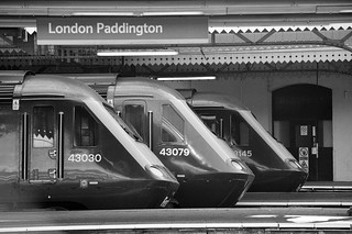 43030, 079, 145 - London Paddington