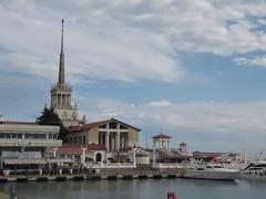 Port of Sochi, Russia (Alexanyan) Tags: city port marina coast boat seaside russia russian blacksea sochi россия ռուսաստան ծով սոչի со́чи սե