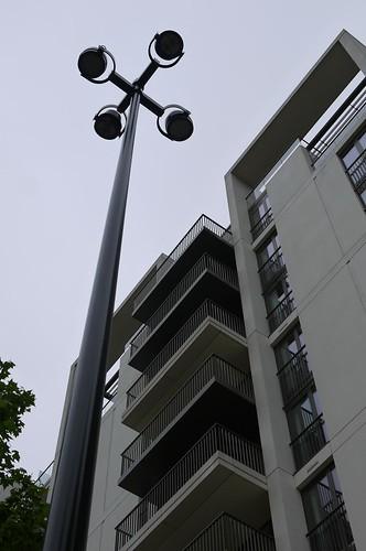 Lamp, East Village