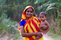 What matters (Catch the dream) Tags: family love child mother care bangladesh chuadanga