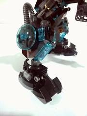 agent walker mech wip 3(04) (chubbybots) Tags: lego mech