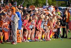 O6119650 (roel.ubels) Tags: hockey sport nederland zeeland oranje fieldhockey noordwijk nieuwzeeland nieuw 2015 oefenwedstrijd topsport