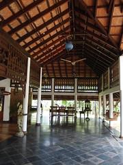 Punnamada Resort (Carrascal Girl) Tags: punnamadaresort alleppey alappuzha kerala india resort hotel punnamada architecture wood woodwork furniture design interiors