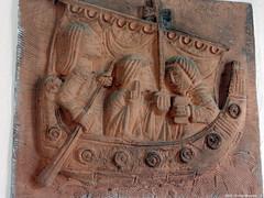 Spilamberto Rocca Rangoni (Paolo Bonassin) Tags: italy emiliaromagna spilamberto roccarangoni castle castelli rocche relief bassorilievo art artisticexpression artistic sculptures sculture statue
