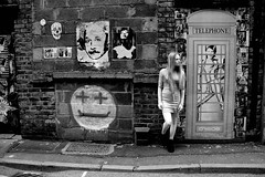 changes (plot19) Tags: liv david bowie olivia family girls love dark street manchester model england english uk nikon north northwest northern now plot19 photography pose portrait people britain british blackandwhite black blackwhite