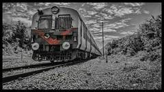 MEMU bound for PGTN (siddarthashok@rocketmail.com) Tags: memu indianrailways railfanning