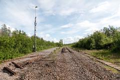 Kiruna fd stationsområde (Michael Erhardsson) Tags: lappland sverige norra kiruna historia stad norrland landet plats 2016 delen tätort nordlig