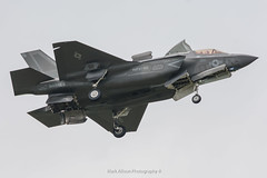 USMC F-35B 16-8727 Transition (Mark_Aviation) Tags: from tattoo usmc plane airplane airport aircraft aviation military air flight navy jet australian royal july saturday 9 aeroplane international airbus service sat af arrival transition airlines 9th loud conventional active aerospace arriving riat 2016 transitioning mrtt f35b 168727 stvol 09072016