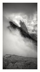 Danderous Work (s.tassinari) Tags: mountains clouds high nature dangerous work photography photos pics images montagne nuvole alto natura lavoro pericoloso fotografia foto immagine immagini