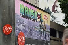Bristol (nkellyukgraff) Tags: bristol street art graffiti tatscru