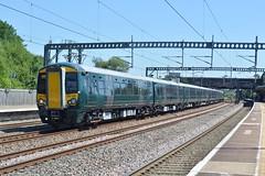 19-07-16 GWR 387130 & 387131 - 5K56 Wembley - Crewe (Lukas66538) Tags: great railway class crewe western wembley 387 tamworth gwr 5k56 387130 387131