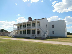 """Old Bedlam"" (jimmywayne) Tags: fortlaramie wyoming nationalhistoricsite goshencounty fort historic oldbedlam oldest bachelor quarters"