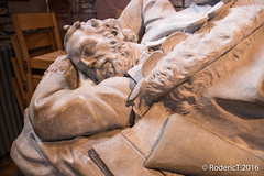 20160629-IMG_4782 Dr John Rae Artic Explorer St Magnus Catherdral Kirkwall Orkney Scotland.jpg (rodtuk) Tags: 70d roderickt scotland statue misc military b24 places uk phototypes orkney historic