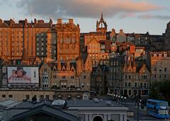 Edinburgh evening (2) (Taysider64) Tags: edinburgh oldtown evening city summer urban stgilescathedral