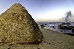 Ocean Spray (uselessbay) Tags: 2015 beach charlsestown landscape nikon nikond300 places rhodeisland uselessbayphotography williamtalley digital uselessbay water