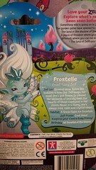 frostelle card (meimi132) Tags: zelfs zelf series6 cute adorable trolls frostelle ice frost frosty blue frozen wings
