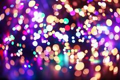 Colorful lights background (lisame0511) Tags: lights light glow defocused blue illuminated blur shine effect festive backdrop blurred sparkle glamour blurry beautiful fantasy glittering sparkling unitedstatesofamerica