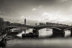 London Nov 2015 (7) 191 (Mark Schofield @ JB Schofield) Tags: london river thames vauxhall chelsea england architecture city buildings bridge battersea power