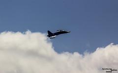 Contraluz del F-5 (Dawlad Ast) Tags: festival aereo gijon 2016 air show asturias espaa spain july julio san lorenzo bay bahia 16 casanorthrop sf5b m freedom fighter ae922 2312 ejercito del aire de f5 jet caza militar millitary avion plane aircraft
