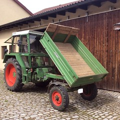Fendt F 255 GTS (Vehicle Tim) Tags: fendt gt gertetrger landmaschine fahrzeug oldtimer traktor trecker schlepper