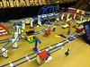 037 1968 Catalogue Rebuild LAYOUT (GoodPlay2) Tags: 1968 1969 lego train layout track 45v blue railroad railway vintage 60s 70s 1960s 1970s old system classic retro set nostalgia rare early 1950s 1967