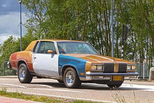 Oldsmobile Cutlass Supreme Brougham Coupé 1980* (1136)