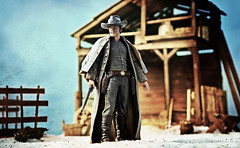 Jonah Hex (RK*Pictures) Tags: neca actionfigure jonahhex joshbrolin bountyhunter antihero disfigured mark postcivilwar dccomics sciencefictionwestern confederate resurrect revengegetsugly cynical scarred americancivilwar western comicbook gunfighter revolver rifle outlaw face violence death outstandingmarksman johnalbano tonydezuniga toy cowboy personalcodeofhonor protect avenge johnmalkovich meganfox quentinturnbull tallulahblack prostitute gunwielding lilah vengeance wife son mysticalpowers revive corpse uniform barn dust sand revenge ugly winchesterrifle dirt scar brand burn hell outdoor