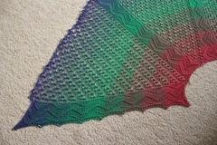 Cheerfully Broken 1 (peridragon) Tags: knitting ravelry cheerfullybroken gradient