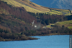 RAF Tornado GR4, Thirlmere, 2016 (TheSpur8) Tags: tornado gr4 lowlevel aircraft date uk landlocked lakedistrict jet military smaithwaite places 2016 anationality skarbinski transport