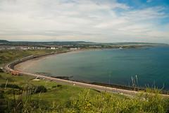 Scarborough-2014 (Ray Devlin) Tags: scarborough yorkshire north sea coast seaside resort nikon d800 bay cliff headland bluff castle